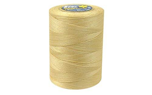 Star Thread V38-835 3-Ply 30wt T-35 Cotton Quilting & Craft Variegated Thread, 1200 yd, Vanilla Cream