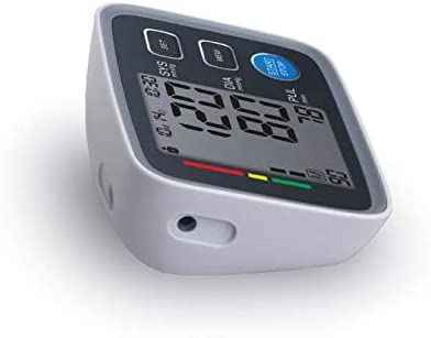Morchi Blood Pressure Monitor Sphygmomanometer – Automatic Blood Pressure Machine, Blood Pressure Monitor Upper Arm for Wide Range BP Monitor, High Blood Pressure Monitor 2 User Mode
