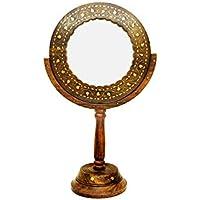 Ayaklı Masa Üstü Makyaj Aynası