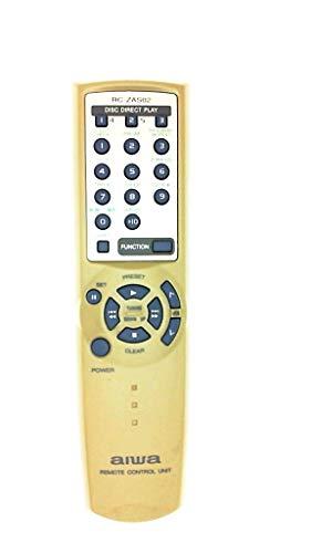 Aiwa RCZAS02 ZL720U ZL520 NSXAJ500 NSXAJ503 NSXAJ22 Remote