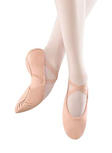 Bloch Women's Prolite II Hybrid Ballet Slipper,Pink,3 D US -