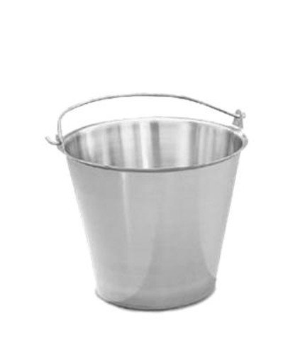 Vollrath (58130) Tapered Dairy Pail / Utility Bucket, used for sale  Delivered anywhere in USA