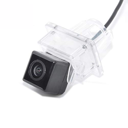 eSATAH Car Rear View Camera for Mercedes Benz C180 C200 C280 C300 C350 C63 AMG & HD CCD Night Vision Waterproof and Shockproof Reversing Backup Camera
