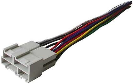 amazon.com: stereo wire harness gmc jimmy 95 96 97 1995 1996 1997 (car  radio wiring installation parts): car electronics  amazon.com