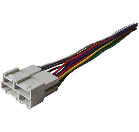 Amazon.com: Stereo Wire Harness Chevrolet Silverado Pickup 99 00 01 02 1999  2000 2001 2002 (car radio wiring installation parts): AutomotiveAmazon.com