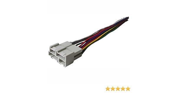 [SCHEMATICS_4CA]  Amazon.com: Stereo Wire Harness GMC Sonoma 98 99 00 01 1998 1999 2000 2001  (car radio wiring installation parts): Automotive | 1999 Gmc Wire Harness |  | Amazon.com