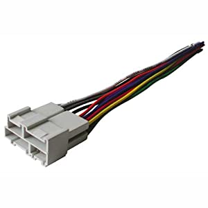 31xh7w2plBL._SY300_ amazon com stereo wire harness chevrolet silverado pickup 99 00 2000 chevy silverado radio wiring harness at crackthecode.co