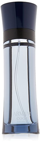 Giorgio Armani Code Colonia Eau de Toilette Spray for Men, 4.2 Ounce Giorgio Deodorant Cologne