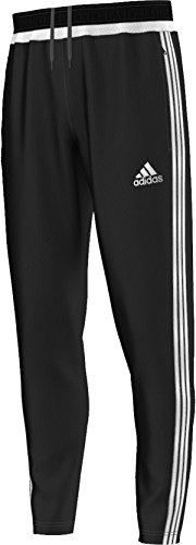 adidas Men's Athletics Tiro Training Pants, Black/White, Xx-Large (Adidas Tiro 13)