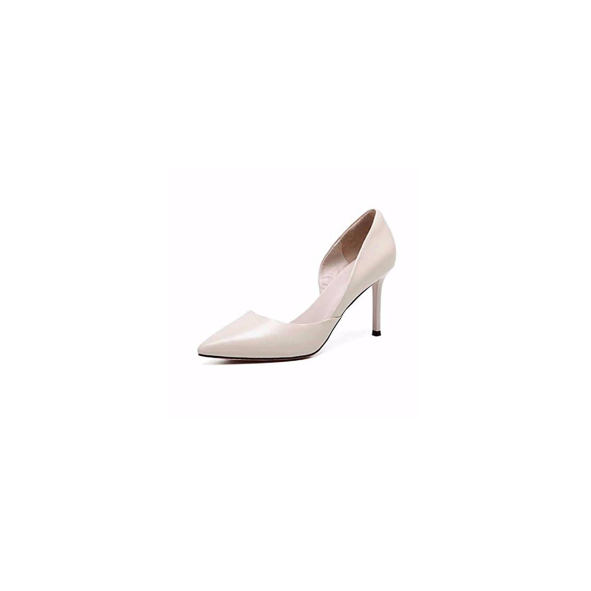 Qpssp High Heeled Shoes Con Grossolana Quadrato Solo Le Scarpe E Superficiale Delle Di Camoscio