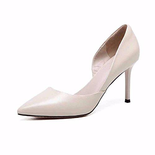 Taille Fait A Papillon Et des Noeud black Superficielle Femme À Chaussures De Haut Petite des Chaussures Talons Chaussures QPSSP 1wqzBRgq