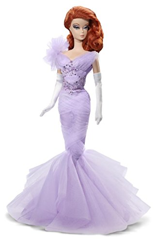 - Barbie Collector Barbie Fashion Model Collection Lavender Luxe Barbie Doll