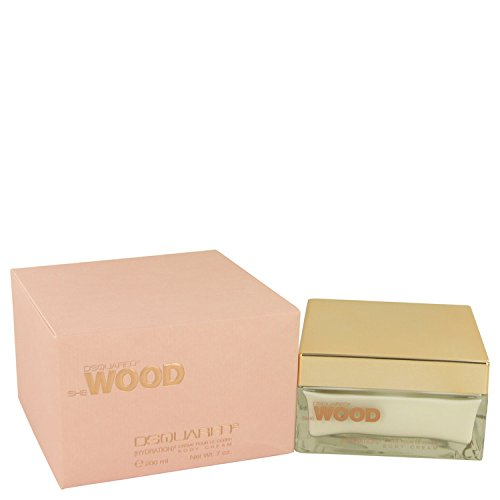 Dsquared2 She Wood (Hydration)2 Body Cream 200ml/7oz