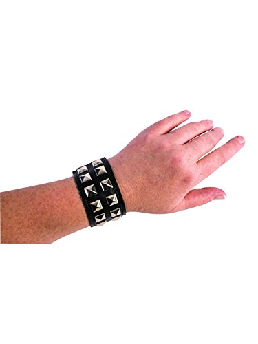 Forum Novelties Gothic Studded Double Wristband]()
