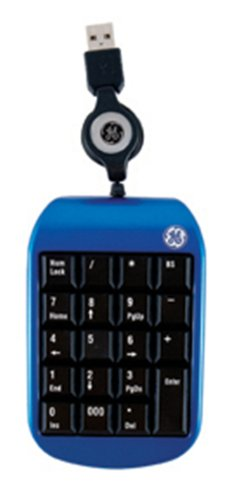 Retractable Number Pad