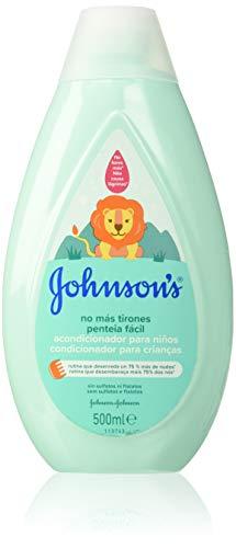 Johnsons Baby - Acondicionador No Mas Tirones para Ninos, 500 ml