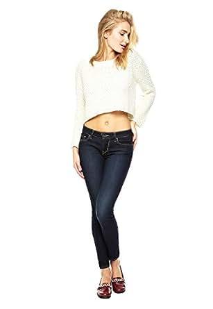 6baa680d11 Vaquero Levis Mujer 711 Skinny 18881-0025 Talla 30x32  Amazon.es ...
