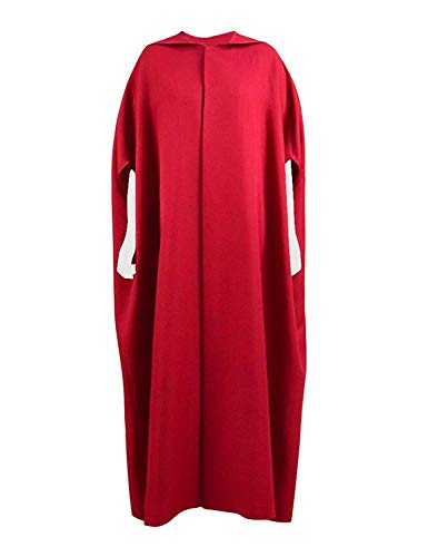 The Handmaid`s Tale Costume Red Cape (XL) ()