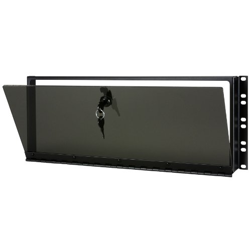 Middle Atlantic Products Secl Security Cover   4 Rack Spaces