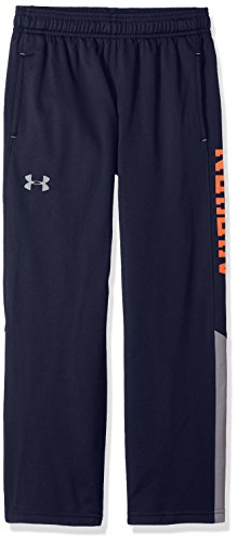Under Armour NCAA Auburn Tigers Teen-Boys Boys Fleece Pants, Large, Navy