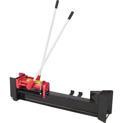 Ironton Horizontal Manual Hydraulic Log Splitter – 10-Ton