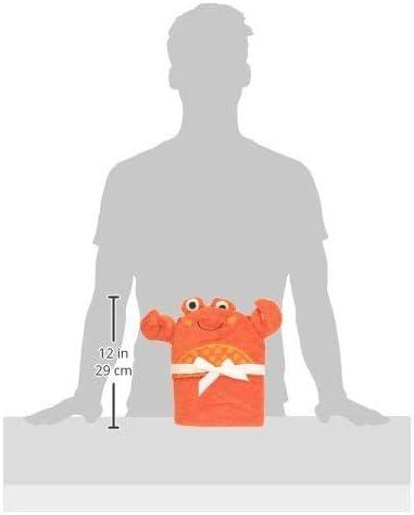 Zoocchini Serviette de Bain B/éb/é Motif Charlie Le Crabe