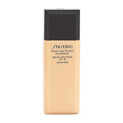 Shiseido Sheer and Perfect Foundation SPF 18 - O80 Deep Ochre (BNIB) (Sheer Foundation Shiseido)