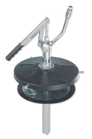 Westward 5NUD9 Grease Filler Pump, Manual, Output 1 oz