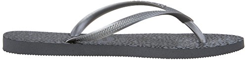 Havaianas Women's Steel Flop Flip Grey Animals Sandal Slim awzxrafq