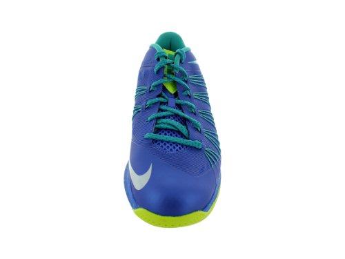 Nike Air Max Lebron X Lav Sprite Herre Basketball Sko 579765-500 Sprite-volt Frc / Pr Pltnm-volt-sprt Turkisblå owQXW8ByD