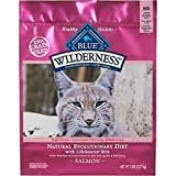 Blue Buffalo Wilderness Dry Cat Food Salmon – 5 lb bag, My Pet Supplies