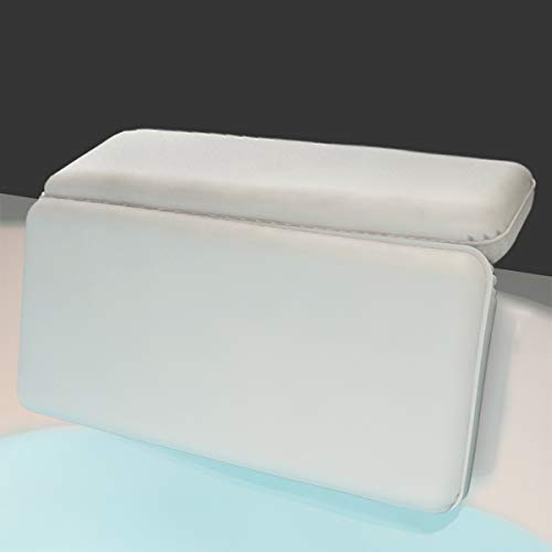 (Yimobra Original Bath Tub Pillow Featuring Powerful Gripping Technology.Comfortable,Extra Soft & Large,14.5