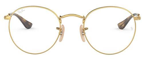 Ray-Ban RX3447V Round Metal Optics Prescription Glasses 2500 - ()