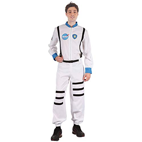 Bristol Novelty AC173 Astronaut Costume, 42-44-Inch ()