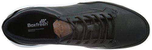 Boxfresh Rily Sh Lea - Zapatillas Hombre Negro