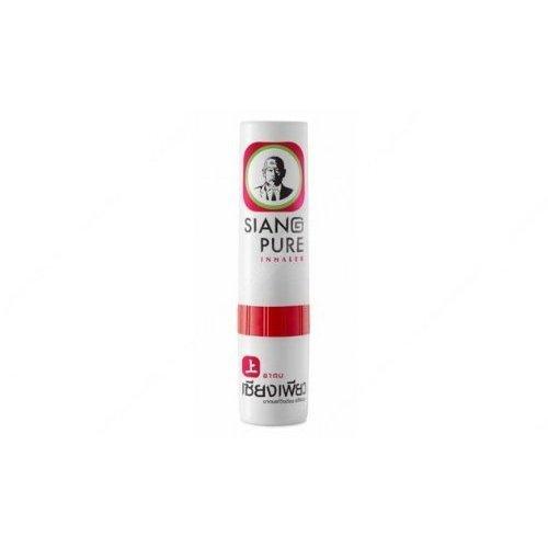 10 X Thai Nasal Inhaler Siang Pure Spa Aroma Aromatic