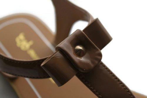 Schubar Marrone Sandali Chocolate Donna Chiaro Eira marrone AxqFvIfw