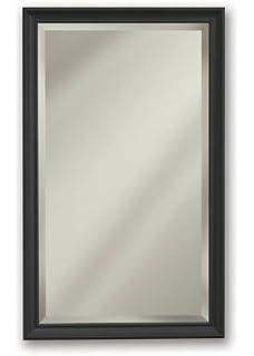 Jensen S568N244SSBZP Studio V Medicine Cabinet, 15 Inch By 25 Inch