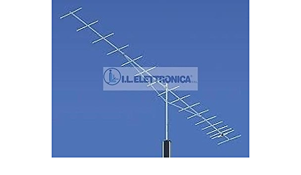 cushcraft 17B2 Antena direttiva VHF 17 elementos 18dB 590062 ...