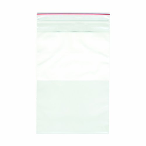 Anglers Sheet Protector (ADVANTUS Handi-Loc Resealable Poly Bags, 5 x 8 Inches, Clear, 500-Count (ANG5091D))