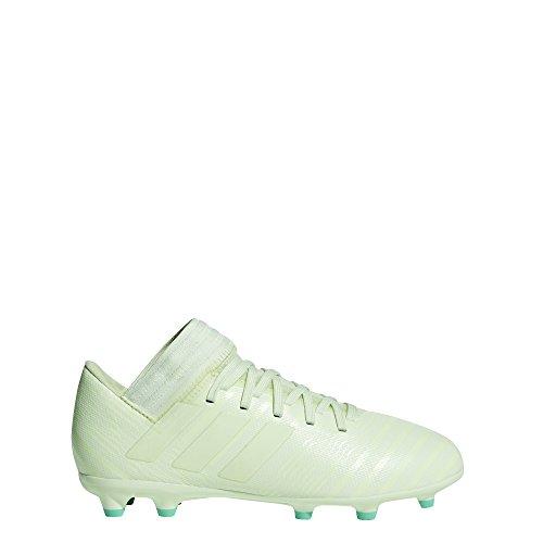 Blanc blanco Garçon De 3 Football 000 J Nemeziz vealre Chaussures Adidas aerver 17 Fg aerver qaxvzp