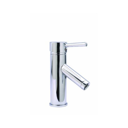 Ultra Faucets UF36300 Euro Collection Single Handle Vessel Lavatory Faucet, (Euro Lavatory Faucet)