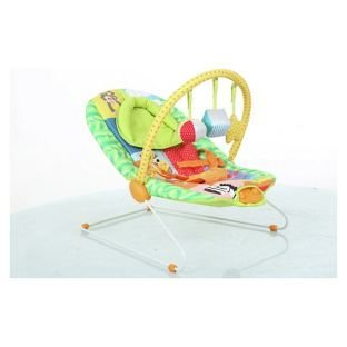 619c9f8a4 Baby by Chad Valley Deluxe Rainbow Bouncer  Amazon.co.uk  Baby
