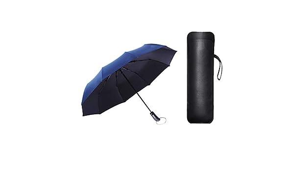 Simple Four-Pointed Star Sky fashion print cute Windproof automatic tri-fold umbrella sun UV protection Sun umbrella
