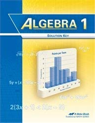 Algebra 1 Solution Key for sale  Delivered anywhere in Canada