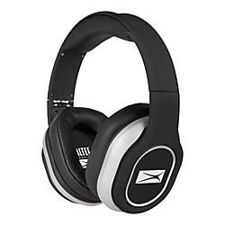 Altec Lansing MZX656-BLK Foldable Headphones, Black (Altec Lansing Audio Headphone)