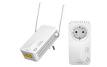 STRONG Powerline WiFi 500 Kit línea eléctrica PLC - LAN, repetidor, Amplificador