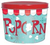 popcorn tin 2 gallon - 9