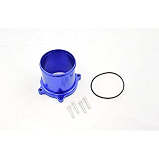 Sale Throttle Valve Delete Kit For 07-16 Dodge Ram 6.7L Cummins Turbo Diesel - BLUE