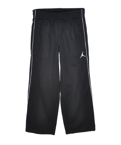 Nike Jumpman Boys Black/white Track Pants (Large)